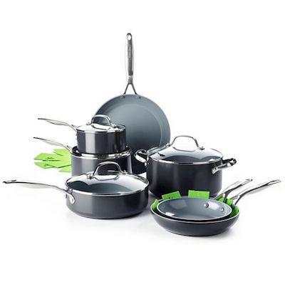 GreenPan Valencia Cookware Set