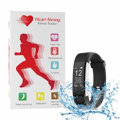Heart-Strong Fitness Tracker