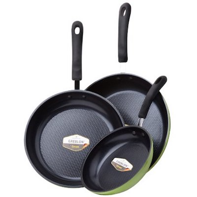 Ozeri Green Earth Cookware Set