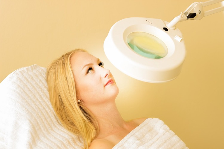Red Light Therapy for Skin Care