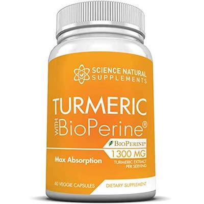 Science Natural Turmeric