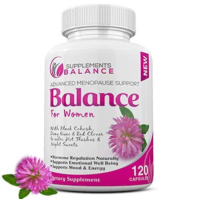 Supplements Balance for Women