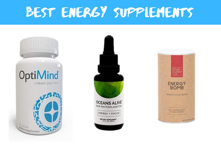 Best Energy Supplements
