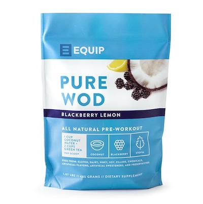Equip PureWod Pre-Workout