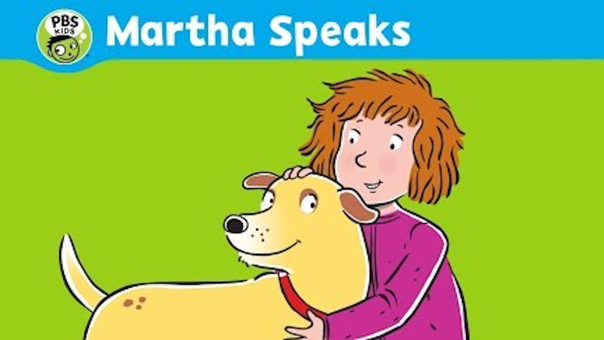 Martha Speaks Dog Party