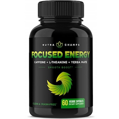 NutraChamps Focused Energy