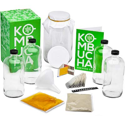 Kitchentoolz Kombucha Starter Kit