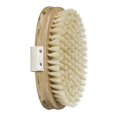 Mila Moursi Dry Body Brush