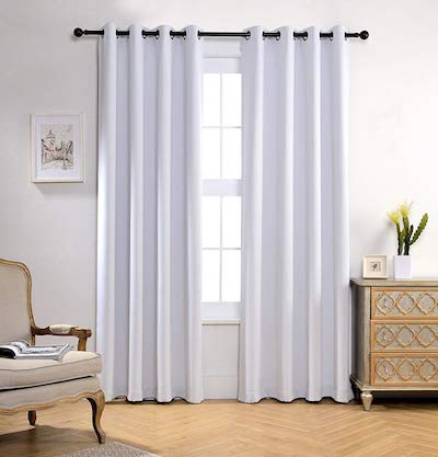 Miuco Window Blackout Curtains