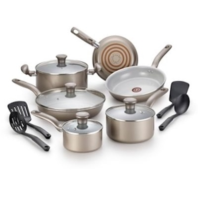 T-fal Initiatives Ceramic Set