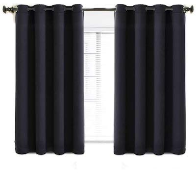 TEKAMON Blackout Curtains