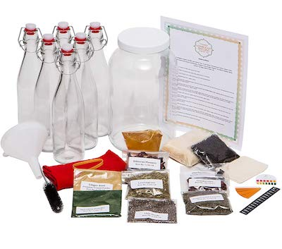 The Complete Kombucha Kit