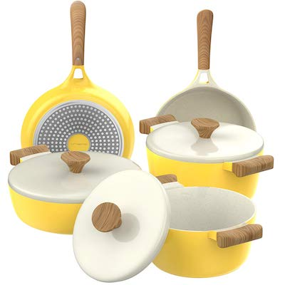 Vremi Ceramic Cookware Set