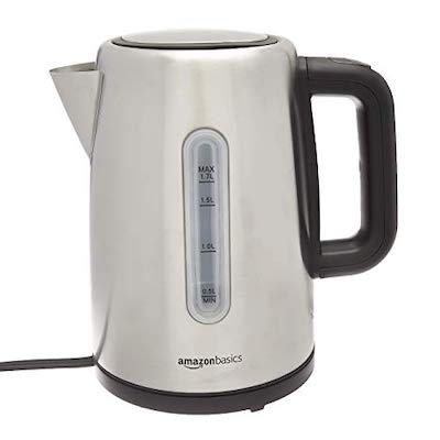 AmazonBasics Electric Kettle