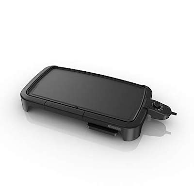 BLACK+DECKER Electric Griddle