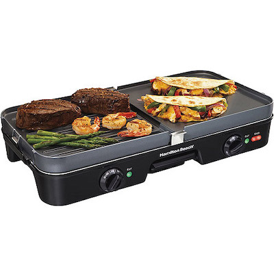 Hamilton Beach Griddle