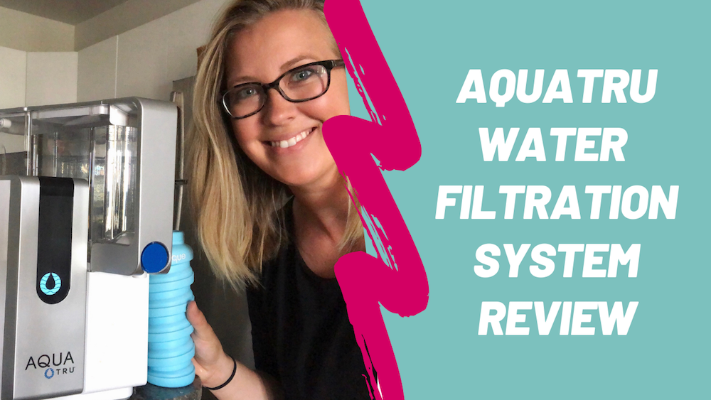 AquaTru Water Purifier Review