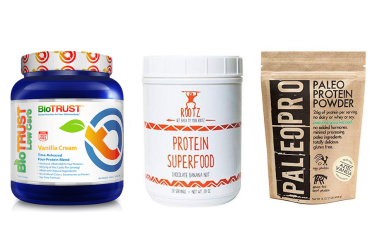 Best Paleo Protein Powders