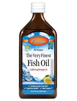 Carlson Finest Fish Oil