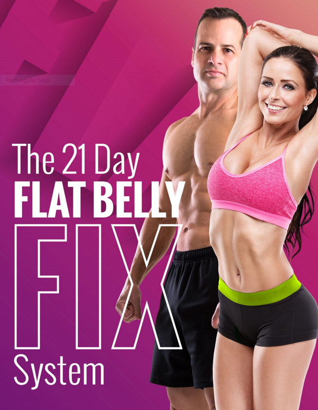 The Flat Belly Fix System