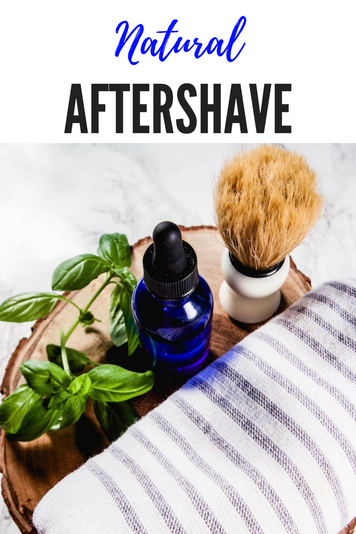 Homemade Aftershave