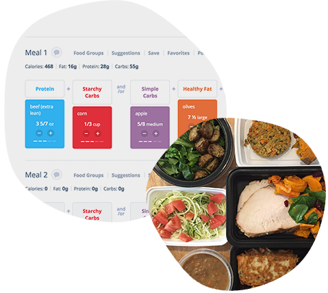 FitFreeze Meal Planner