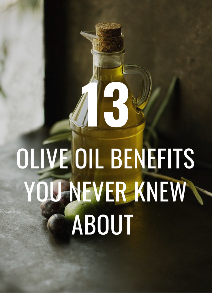 Olive Oil Benefits and Uses