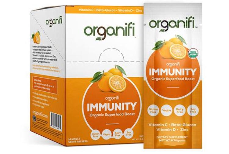 Organifi Immunity Review