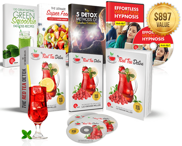 Red Tea Detox Package