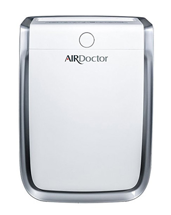 Front view of AirDoctor air purifier