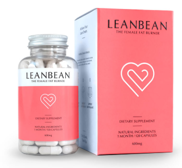 Bottle of Leanbean Fat Burner