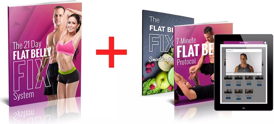 The Flat Belly Fix System Review