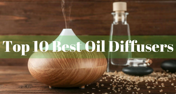 Top Oil Diffusers
