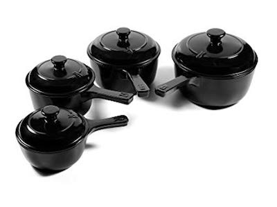 Xtrema Traditions Saucepan Set