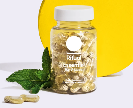 ritual multivitamins bottle