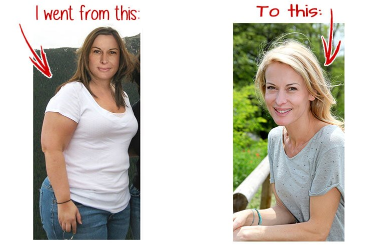 Liz Swann Miller Weight Loss