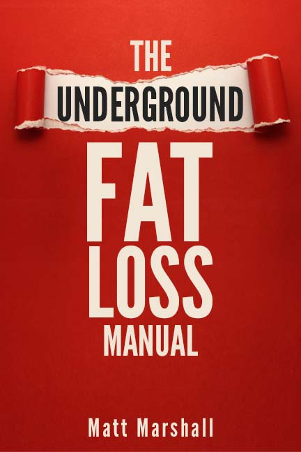The Underground Fat Loss Manual PDF