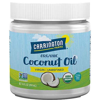 Carrington Farms Coconut Oil