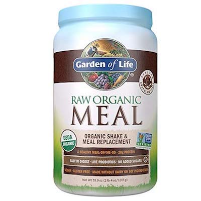 Garden of Life Meal Replacement