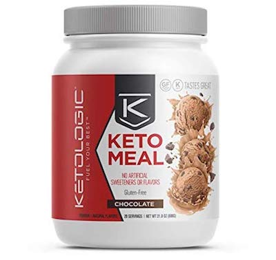 KetoLogic Keto Meal Replacement
