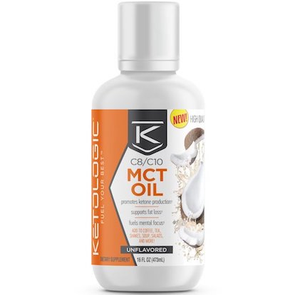 Ketologic MCT Oil