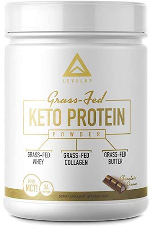 Level-up Grass-fed Keto Protein
