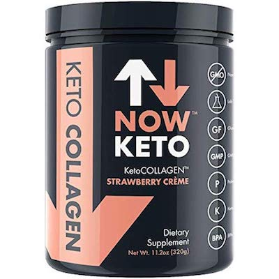 NOW Keto Collagen Protein
