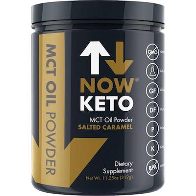 NOW Keto MCT Oil