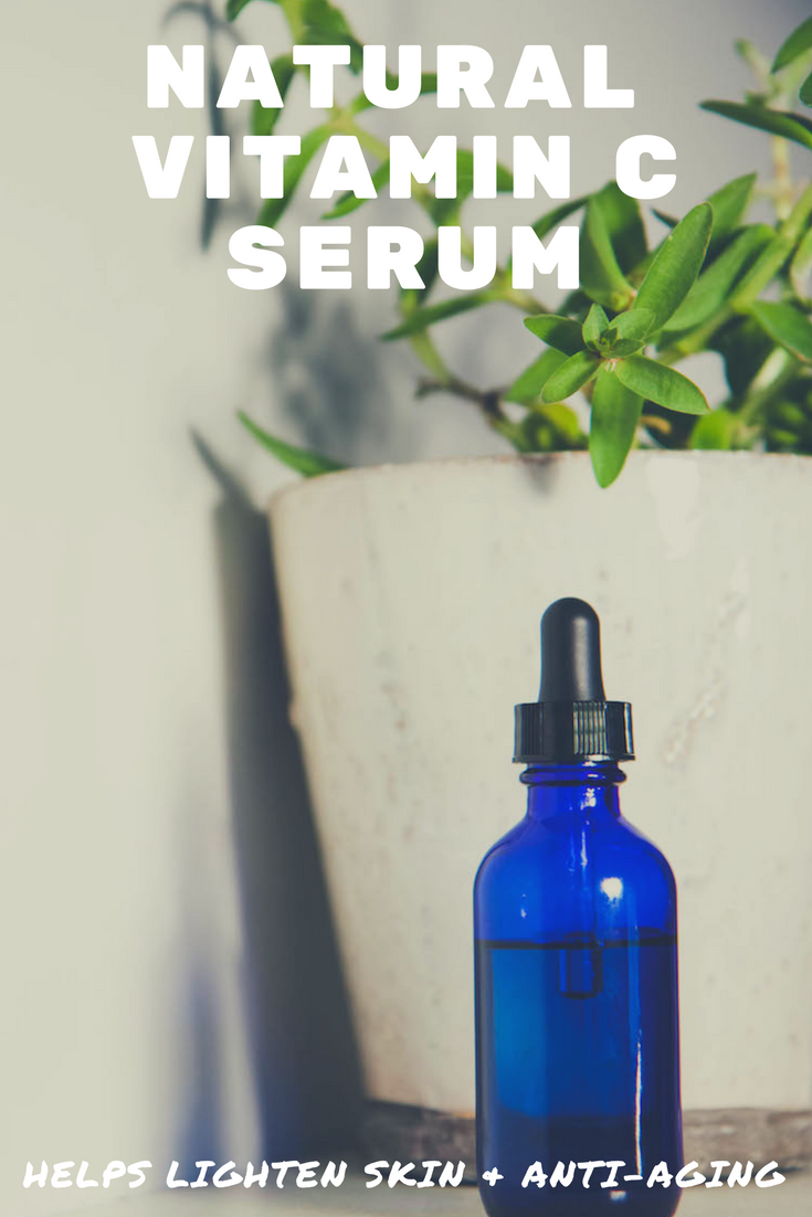 Natural Vitamin-C-Serum