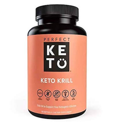 Perfect Keto Krill Oil