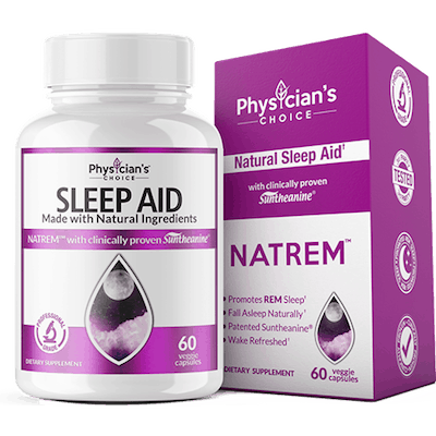 Physicians Choice Natrem Sleep Aid