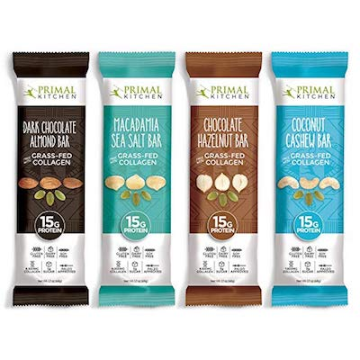 Primal Kitchen Collagen Protein Bars