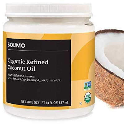 Solimo Coconut Oil