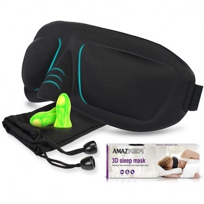 Amazker Sleep Mask